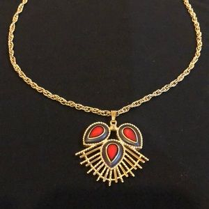 Vintage SARAH COVENTRY Dynasty Necklace